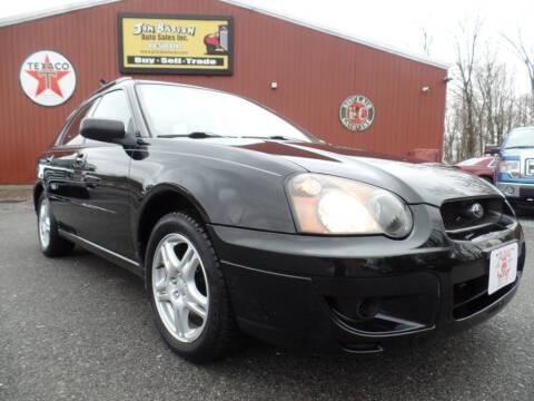 2005 Subaru Impreza 2.5 RS for sale at Jim Babish Auto Sales in Johnstown PA