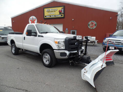 2014 Ford F-250 Super Duty for sale at Jim Babish Auto Sales in Johnstown PA