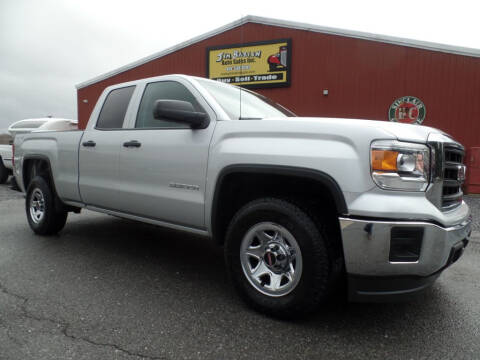 2014 GMC Sierra 1500 for sale at Jim Babish Auto Sales in Johnstown PA