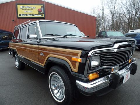 1984 Jeep Grand Wagoneer for sale in Johnstown, PA