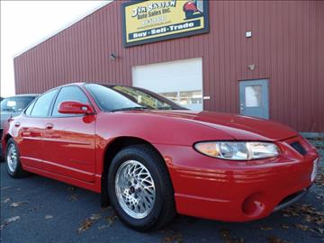 2000 Pontiac Grand Prix for sale in Johnstown, PA