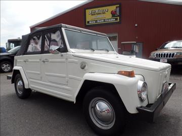 1973 Volkswagen Thing for sale in Johnstown, PA