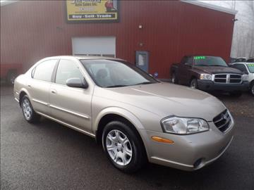 2000 Nissan Maxima for sale in Johnstown, PA