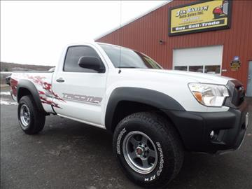2013 Toyota Tacoma for sale in Johnstown, PA