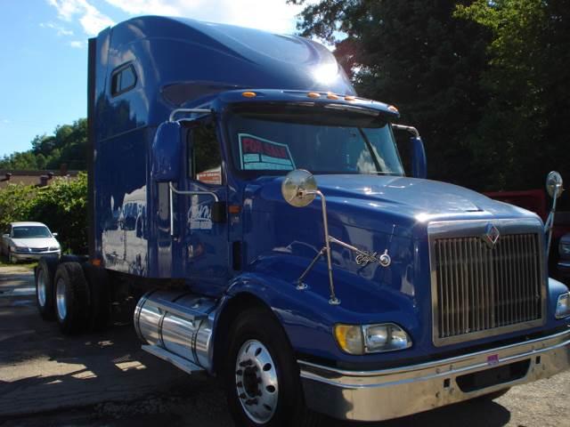 2007 International 9400i  - Bradford PA