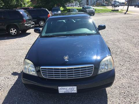 2004 Cadillac DeVille for sale at QUICK WAY AUTO SALES in Bradford PA