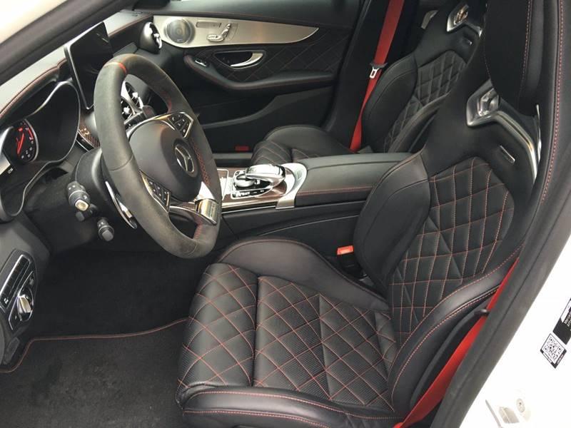 2015 Mercedes-Benz C-Class C 63 S AMG 4dr Sedan - Bradford PA