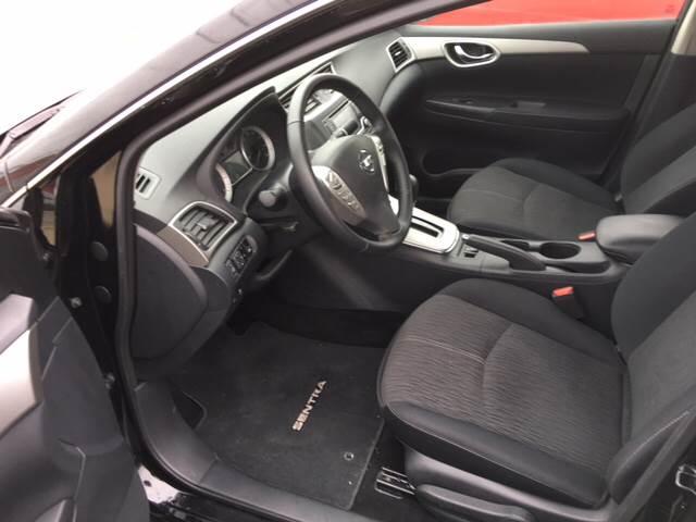 2015 Nissan Sentra SV 4dr Sedan - Bradford PA