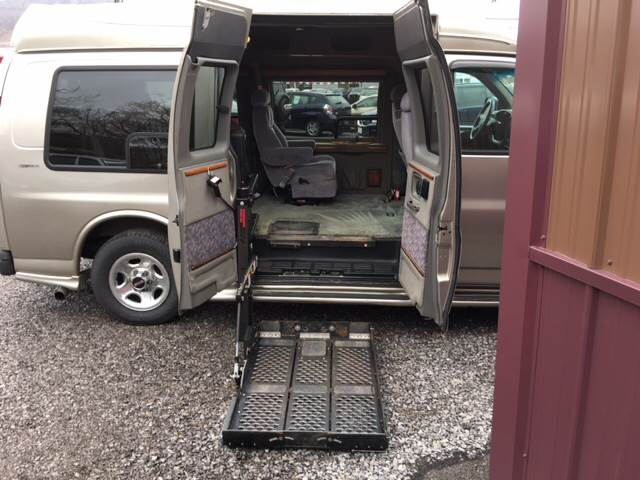 2003 GMC Savana Passenger 1500 3dr Passenger Van - Bradford PA