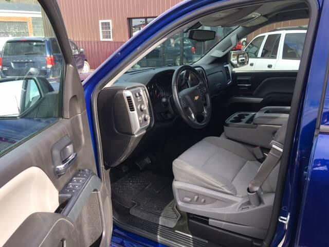 2014 Chevrolet Silverado 1500 4x4 LT 4dr Double Cab 6.5 ft. SB - Bradford PA