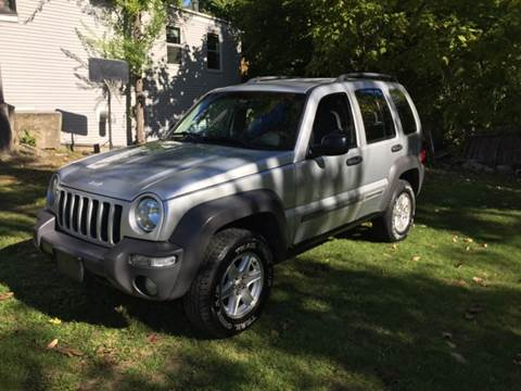 2002 Jeep Liberty for sale in Clinton, MA
