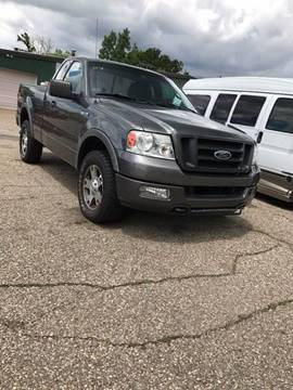 2004 Ford F-150 for sale in Plymouth, IN