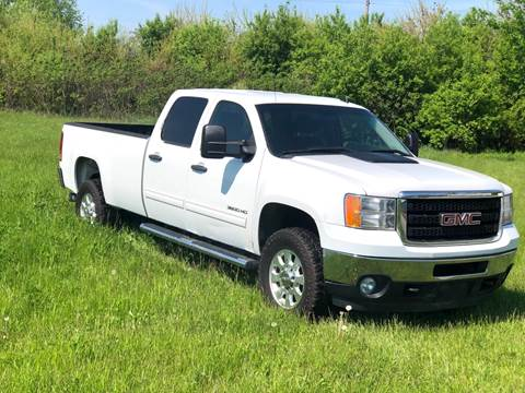 2011 GMC Sierra 3500HD for sale in Plymouth, IN