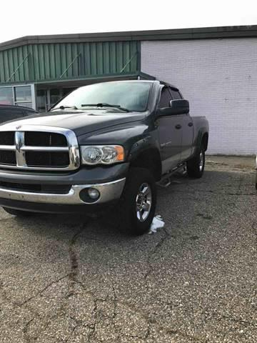 2004 Dodge Ram Pickup 2500 for sale in Plymouth, IN