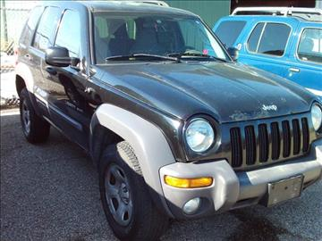 2002 Jeep Liberty for sale in Plymouth, IN