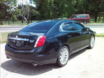2010 Lincoln MKS for sale in Plymouth, IN