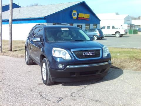 2008 GMC Acadia for sale in Plymouth, IN