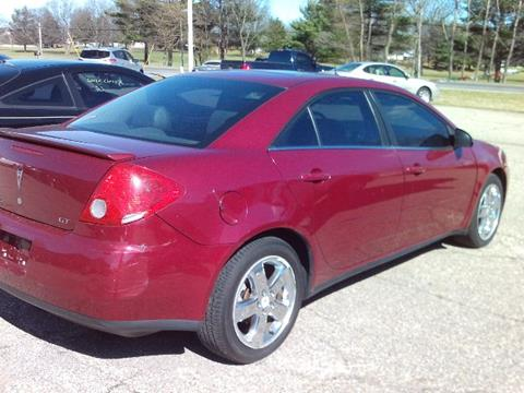2005 Pontiac G6 for sale in Plymouth, IN
