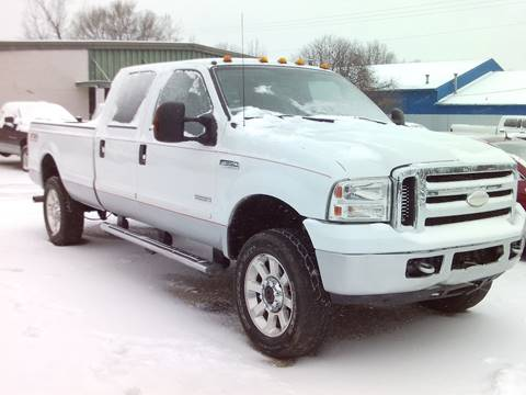 2006 Ford F-350 Super Duty for sale in Plymouth, IN