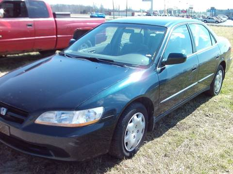 1999 Honda Accord for sale in Plymouth, IN