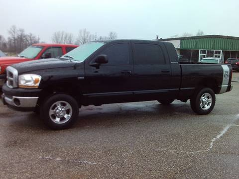 2006 Dodge Ram Pickup 1500 for sale in Plymouth, IN
