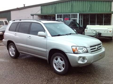 2006 Toyota Highlander for sale in Plymouth, IN