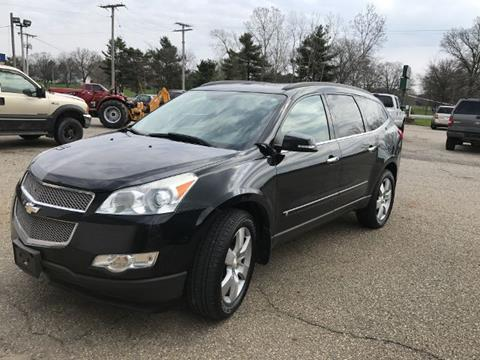 2009 Chevrolet Traverse for sale in Plymouth, IN