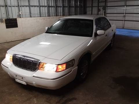 2000 Mercury Grand Marquis for sale in Columbus, OH