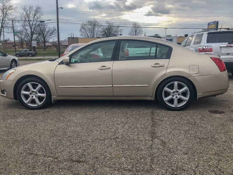 2006 Nissan Maxima For Sale At OH10 AUTO GROUP In Columbus OH