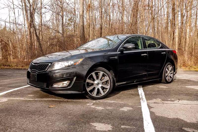 2012 Kia Optima For Sale At OH10 AUTO GROUP In Columbus OH