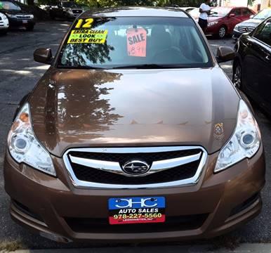 2012 Subaru Legacy for sale in Leominster, MA