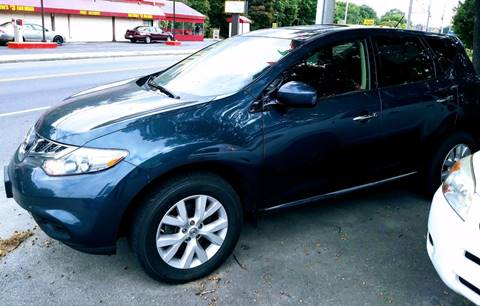 2012 Nissan Murano for sale in Leominster, MA