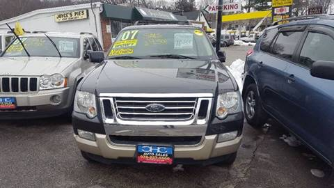 2007 Ford Explorer for sale in Leominster, MA