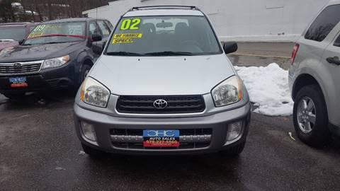 2002 Toyota RAV4 for sale in Leominster, MA