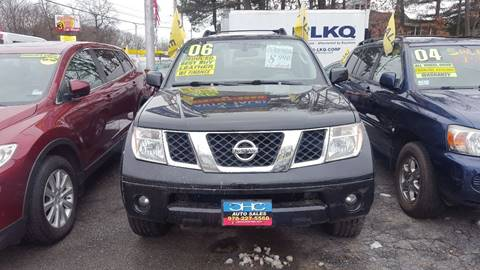 2006 Nissan Pathfinder for sale in Leominster, MA