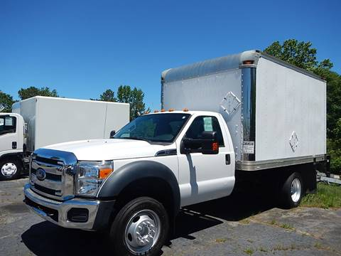 2012 Ford F450 12' BOX TRUCK W/LIFTGATE for sale in Marietta, GA