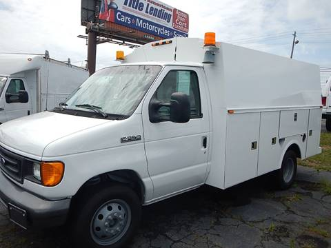 2007 Ford E-350 for sale in Marietta, GA