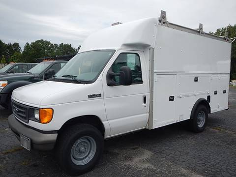 2006 Ford E350 SRW 12' UTILITY/SERVICE for sale in Marietta, GA