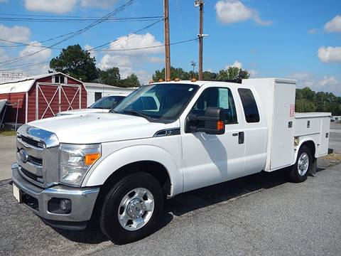 2012 Ford F350 SUPERCAB 8'UTILITY for sale in Marietta, GA