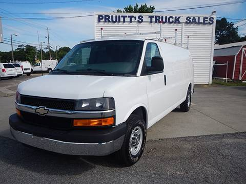 2014 Chevrolet Express Cargo for sale at Pruitt's Truck Sales in Marietta GA