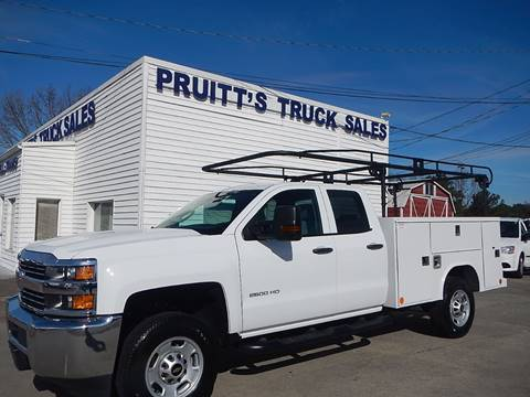 Utility Service Trucks For Sale Carsforsale Com