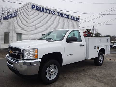 Utility Trucks For Sale >> 2013 Chevrolet Silverado 2500hd For Sale In Marietta Ga