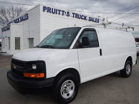 2015 Chevrolet Express Cargo for sale in Marietta, GA