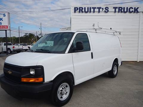 Marietta Truck Sales >> Cargo Van For Sale In Marietta Ga Pruitt S Truck Sales