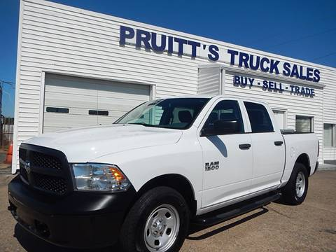 2014 RAM Ram Pickup 1500 for sale at Pruitt's Truck Sales in Marietta GA