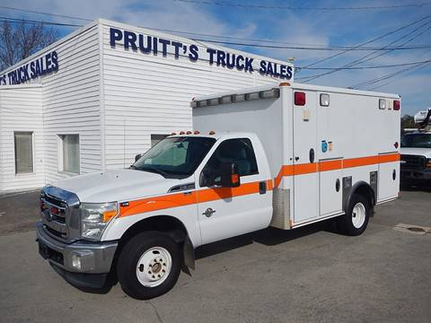 2011 Ford F-350 Super Duty for sale at Pruitt's Truck Sales in Marietta GA