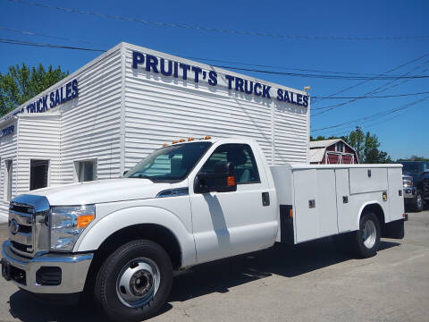 2016 Ford F-350 Super Duty for sale at Pruitt's Truck Sales in Marietta GA