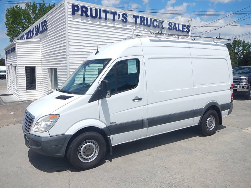 2011 Freightliner Sprinter Cargo for sale at Pruitt's Truck Sales in Marietta GA