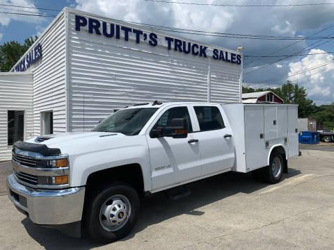 2017 Chevrolet Silverado 3500HD for sale at Pruitt's Truck Sales in Marietta GA