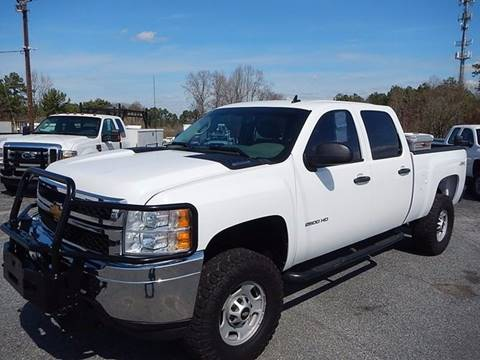 2013 Chevrolet Silverado 2500HD for sale in Marietta, GA